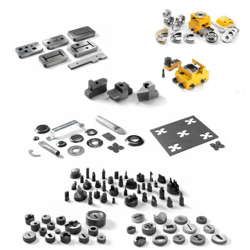Steelworker spares and accessories