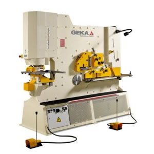 Geka Hydracrop 220/300 S and SD Steelworker
