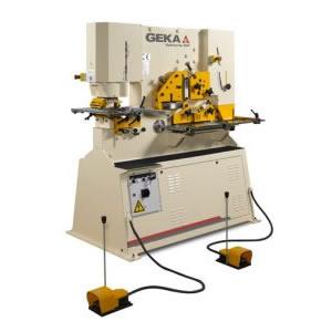 Geka Hydracrop 80/150 S Steelworker